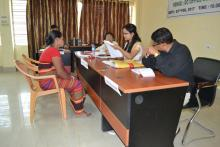 Lok Adalat organised by the District Legal Services Authority